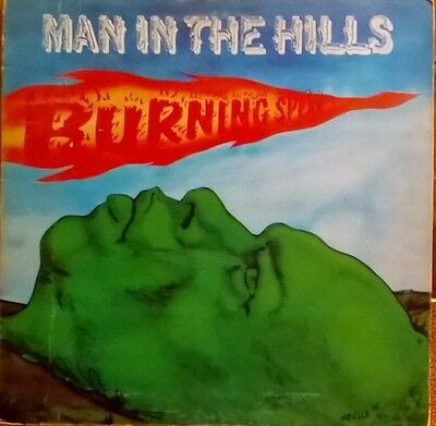 Man In The Hills LP 'Burning Spear'
