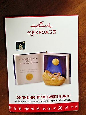 Hallmark 2016 On The Night You Were Born