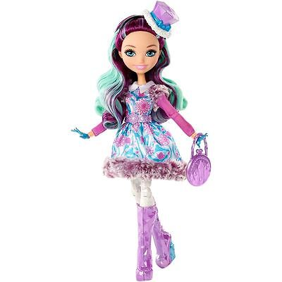 Ever After High Epic Winter Maddie Hatter - Brand New