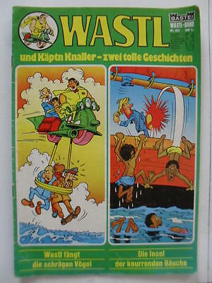 Wastl Comic  Nr.157   Donald Duck  Bessy Micky Maus