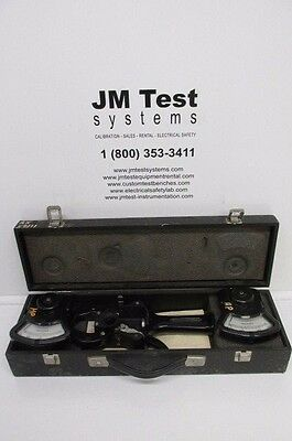Columbia Electric Tong Test Ammeter BR