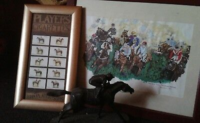 3 items of horse racing interest