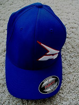Axo Flexfit Baseball Cap Corporate Size S/m Blue