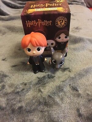 funko mystery mini Harry Potter - Ron And Scabbers