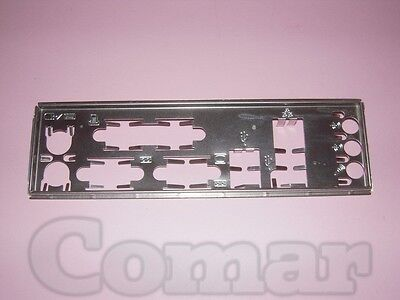 Asus M2N-68-Am ( Plus ) Mascherina Posteriore Back Panel I/o Shield