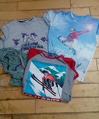 boys size  8/9 years mixed brands & style top bundle