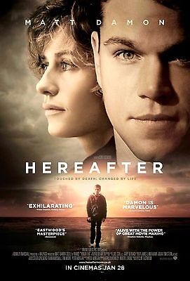 Hereafter Movie Poster 18'' X 28'' ID:1