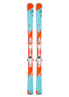 Rossignol 2017 Temptation 80 Skis with Express 11 Bindings 152 cm - Womens