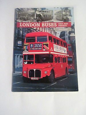 London Buses Past And Present By John Reed Capital Transport 1994 Lt Museum