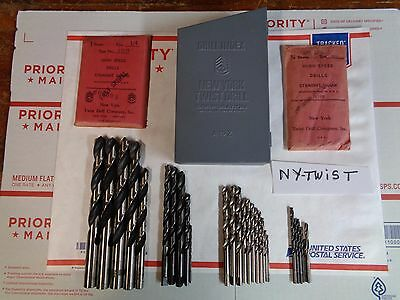 Machinist Drill Bits Lots