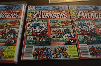 Avengers Annual #10 (1981, Marvel) 1st Rogue NM 9.0 many copies available