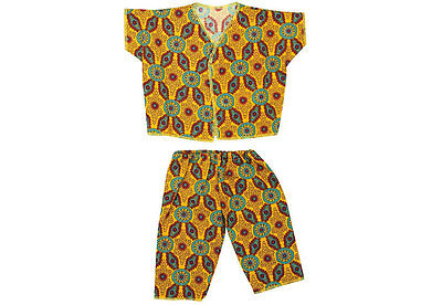 Traditional African Boy Clothes by Les Pluminis