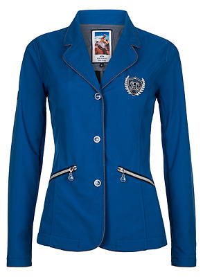 HV Polo Hollywood Womens Competition Jacket - Ocean