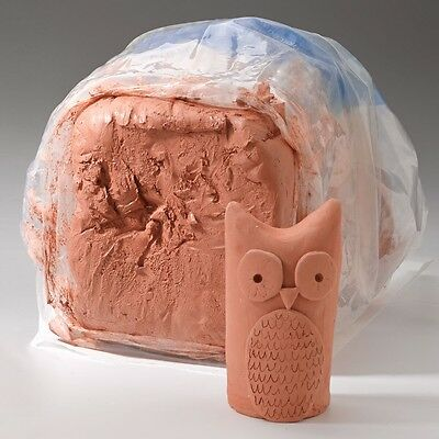 Pottery Clay Model Making Newclay Terracota 12.5Kg Rrp £29.99