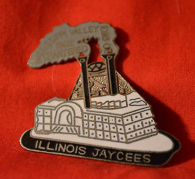 1982 Mississippi Valley Region Chaptered Illinois Jaycees River Boat