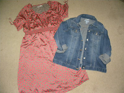 womens old navy 2pc.maternity lot large/XL