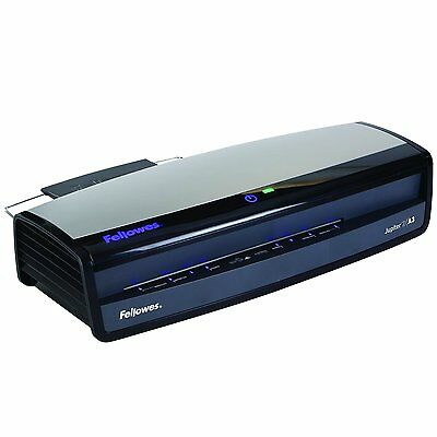 New Fellowes Jupiter 2 A3 Laminator Office Business with Laminating Pouch Pack