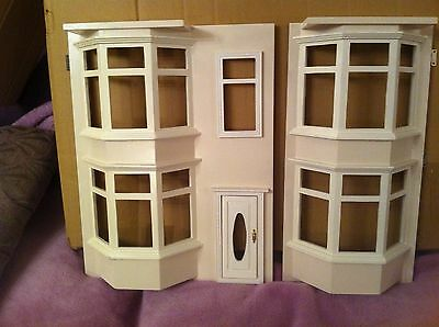 Victorian Style Cream 1:12th scale Dolls House Kit
