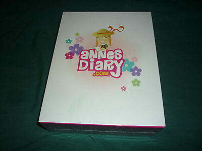 Anne of Green Gables: Anne's Diary.com Welcome Kit- NEW & SEALED! (Logica)