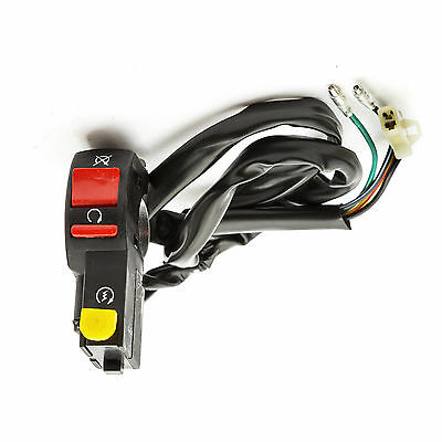 Midi Mini Minimoto Pocket Bike Start Stop Cut Off Kill Stop Switch Motorbike 12v
