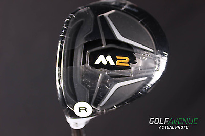 NEW TaylorMade M2 Fairway 3 Wood 15° Regular LH Graphite Golf Club #14264