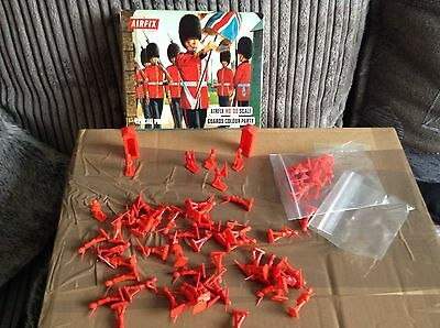 Airfix Very Rare Guards Colour Party Box Misprint Showes Band On Back