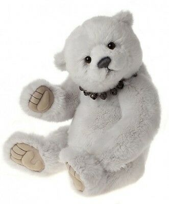 Charlie Bears Darling plush polar bear designed by Isabelle Lee