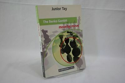 Tay, Junior : The Benko Gambit: Move by Move