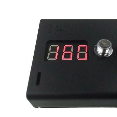 Resistance Tester For RDA RBA Resistance Reader Voltage Tester For Battery CU