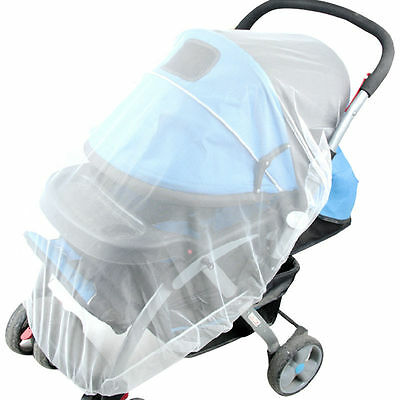 Baby Stroller pram buggy Net Mesh Protect from Mozzie Mosquito Insect Fly Bug