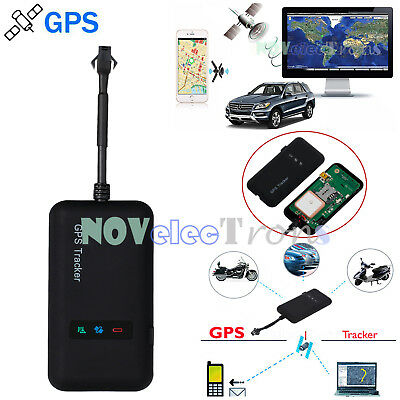 Mini Car GPS Tracker Realtime Vehicle Spy Personal GSM Tracking Device Locator