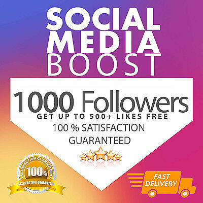 1000 Instagram HQ Follower.. - 100% Safe, Highest Quality & Fastest Delivery