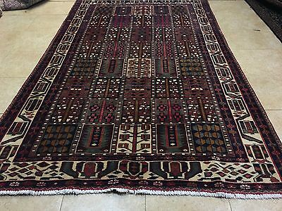 **rrp $2500** Wool Handmade Hand Knotted  Persian Rug Carpet