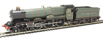 """R3331 Hornby GWR 4-6-0 """"King James I"""" 6000 Class """"6011"""" DCC Ready Locomotive New"""