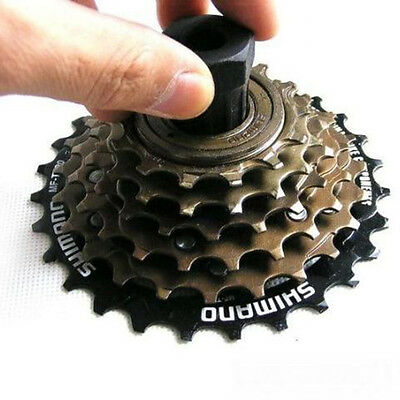 MTB Mountain Bike Bicycle Freewheel Cassette Remover Maintenance Repair Tool CU