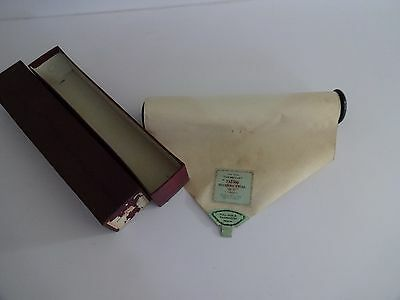 """Antique Pianola / Player Piano Music Roll-Themodist """"Deuxieme Valse"""" Chaninade"""