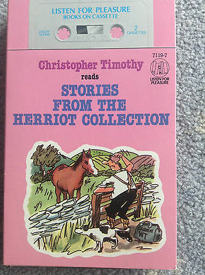 Herriot Book on Cassette Stories from the Herriot Collection