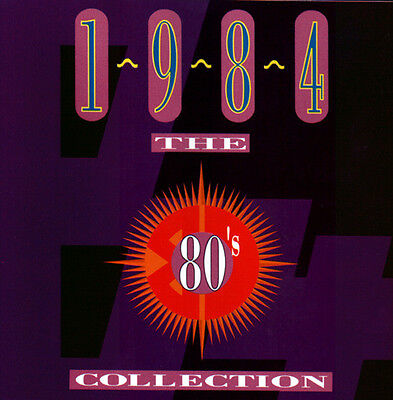 The 80's Collection (Time Life) - 1984 - Do-CD
