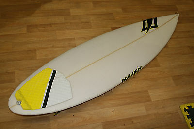 Naish Custom 6Ft Kitesurfing Kite Surfboard Surf New Wave Board 6' Inc Fins Pad