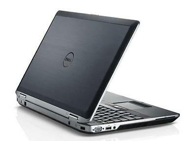 "Dell Latitude E6520 15,6"" FHD Intel Core i7 8GB RAM 320GB HDD Intel HD Win7 Pro"