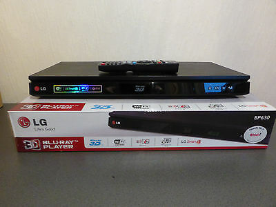LG BP630 3D Blu-Ray Player