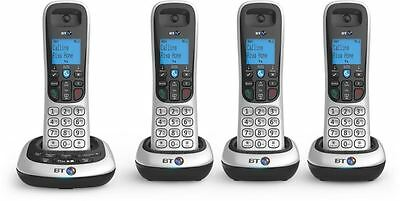 BT Bt2700 Cordless Quad Telephone Answer Machine