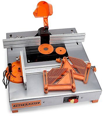 Portamate PM-7010 Quick Clamp Router Table
