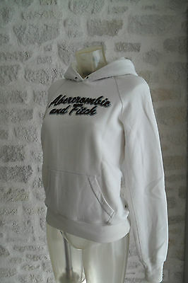 Sweat A Capuche De Marque Abercrombie And Fitch Taille M