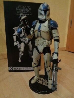 Star Wars Sideshow 1:6 Clone Tropper Deluxe
