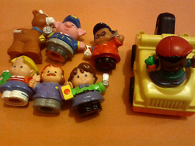 Fisher Price Little People Bundle - Great Christmas Present