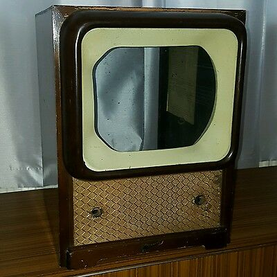 Marconi Marconiphone VT53A Cabinet