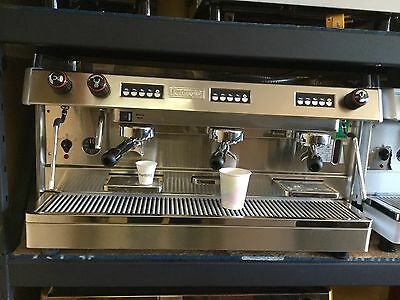 *NEW* 3 GROUP ESPRESSO/EXPRESSO MACHINE Tall Cup Model:great For A Cafe Or Baker