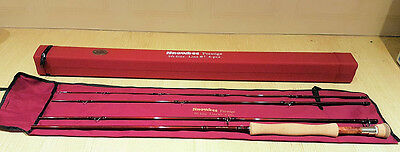 """Snowbee Prestige Fly Rod 9ft 6"""" - 7weight. Mint Condition"""