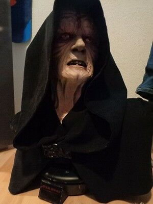 Star Wars Sideshow Bust 1:1 Imperator
